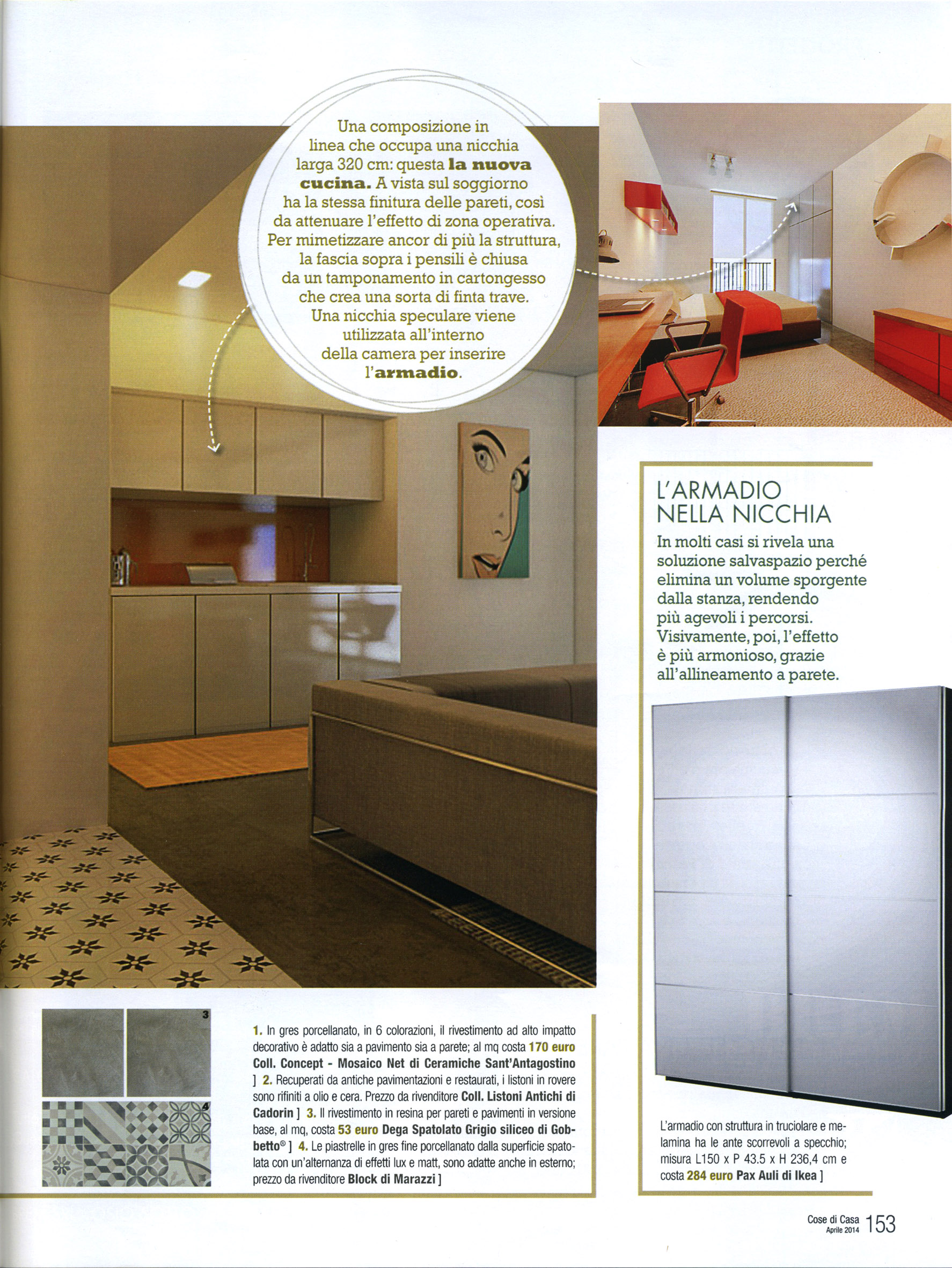 Ante Per Armadio A Muro Ikea.Wooden Parquet Flooring Decoration Design Magazines April 2014