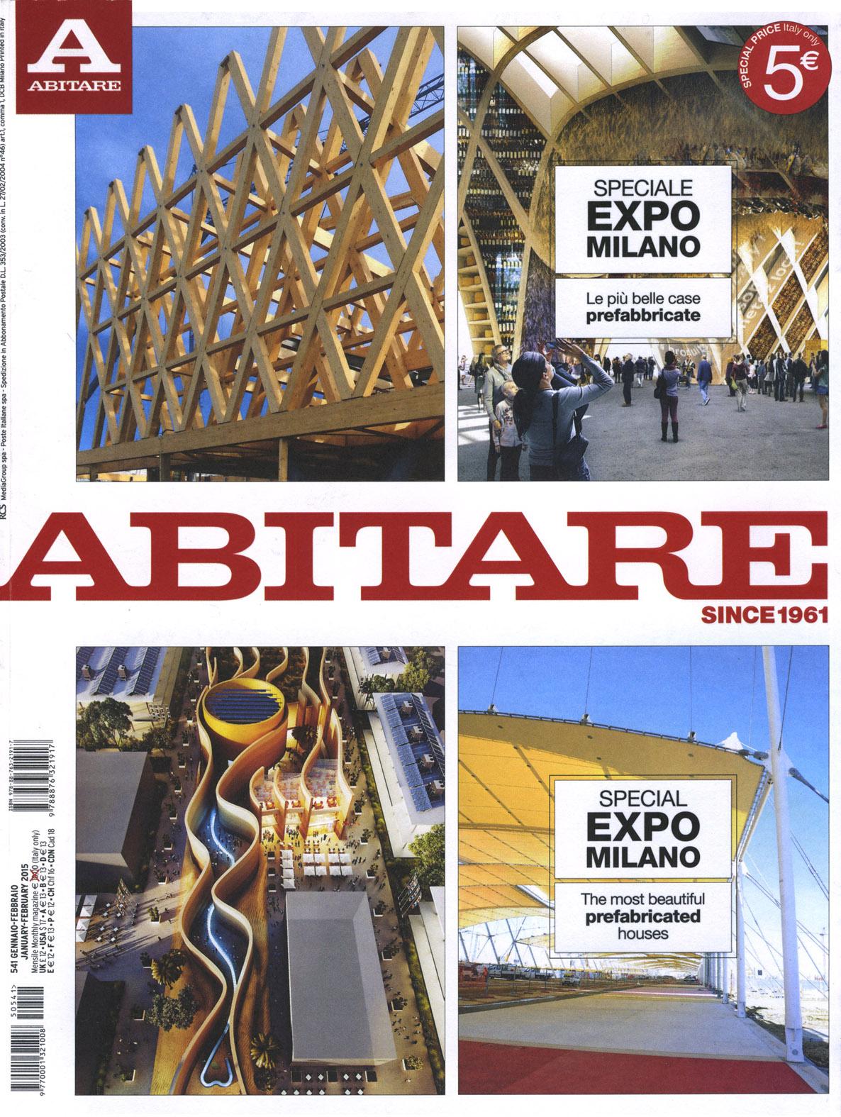 Wooden parquet flooring decoration design magazines for Abitare com