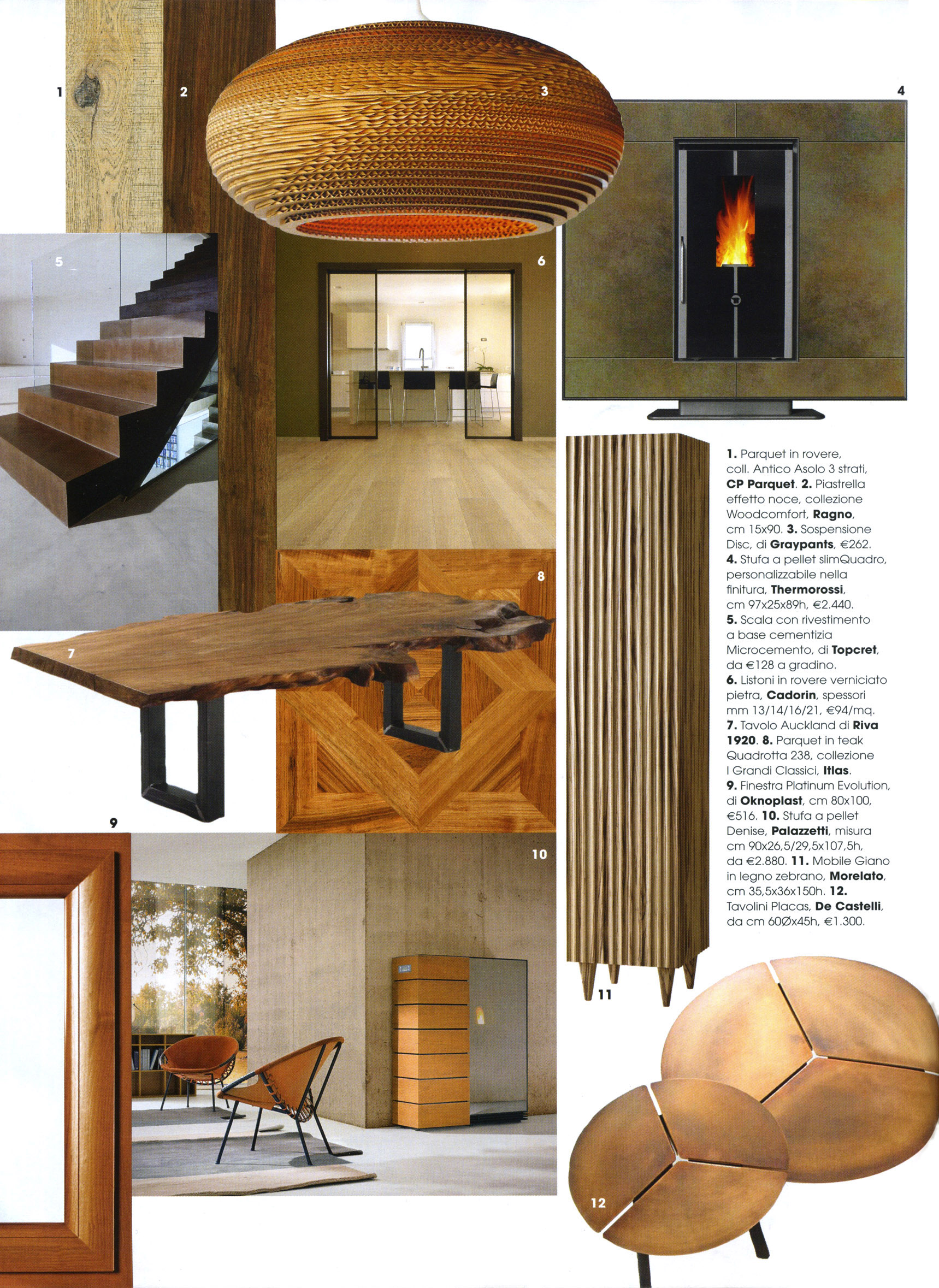 Mobili Bagno Marie Claire.Wooden Parquet Flooring Decoration Design Magazines May 2014 Cadorin