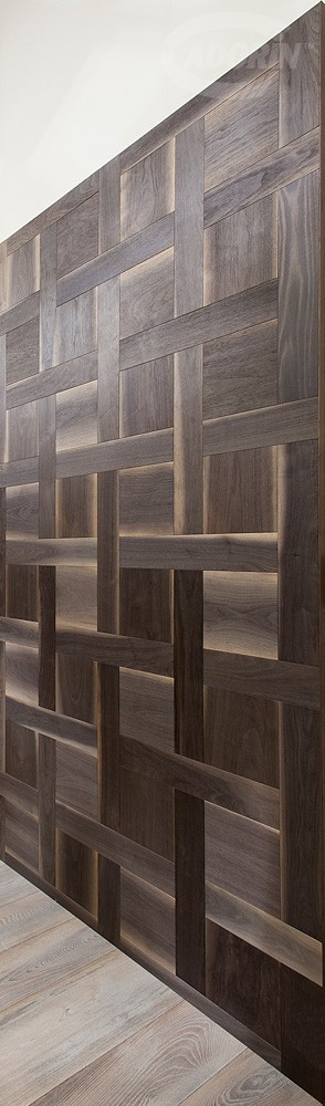 Wall Covering - Bark Walnut