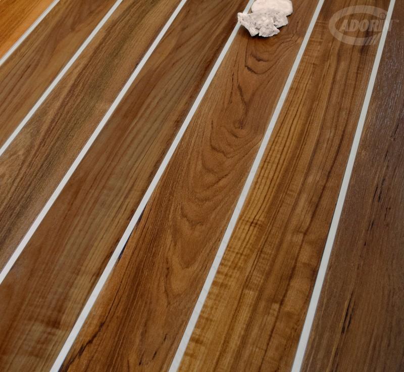 Burmese Teak Flooring Planks Made In Italy Cadorin
