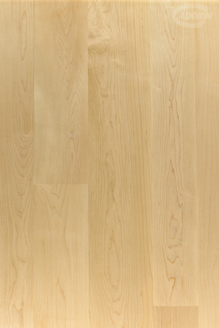 Canadian Hard Maple Wood Floor Made In Italy By Cadorin