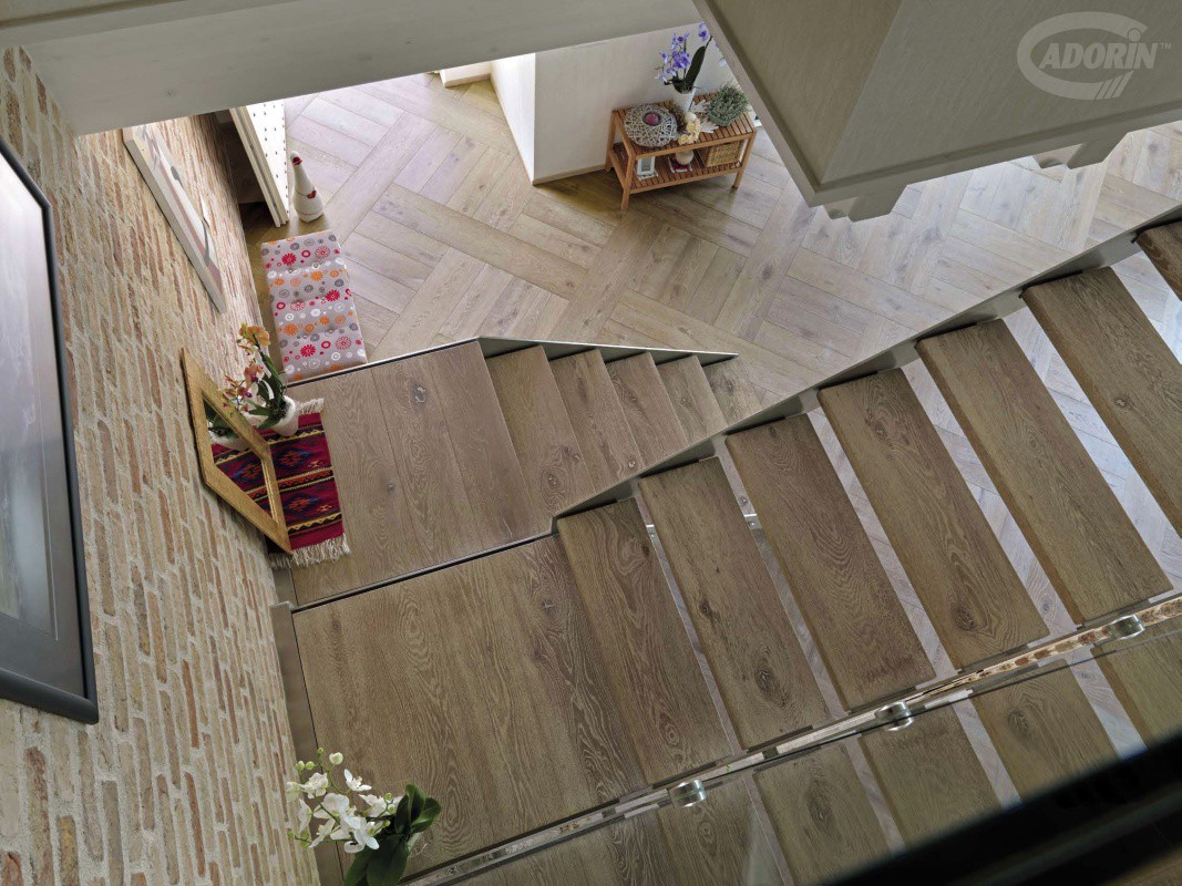 Stair Coverings   Contorta Quercus