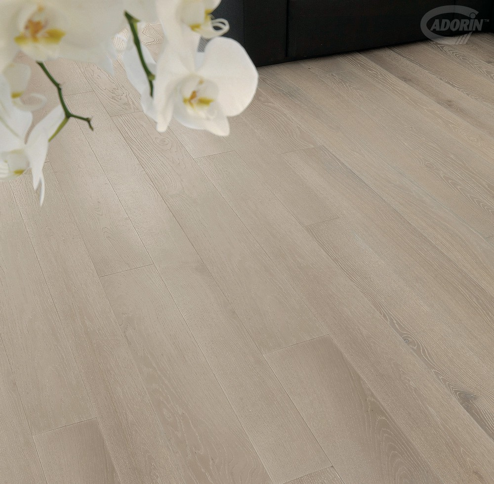 European Oak - Rock - Brushed