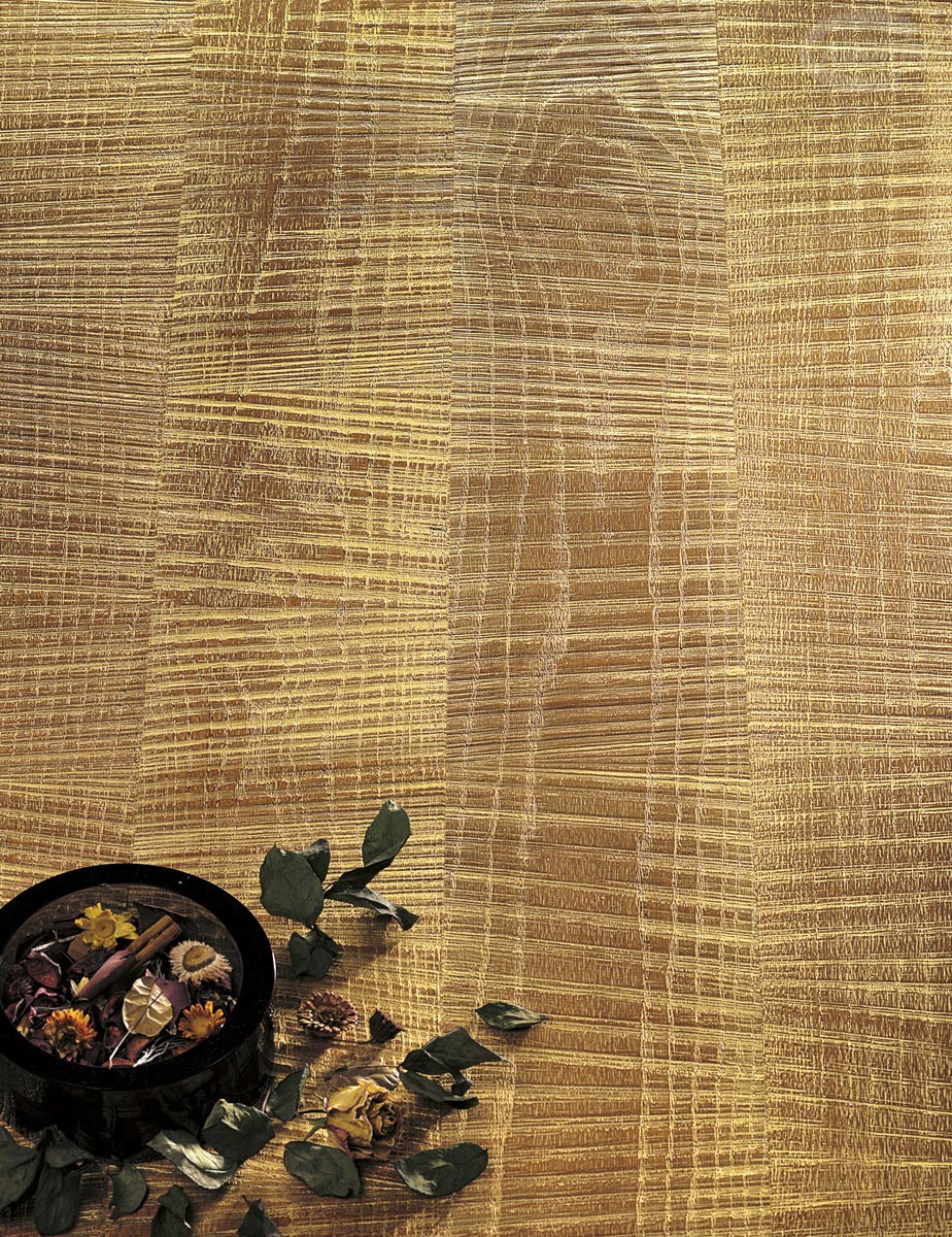 GOLD Leaf - Sawn effect Oak