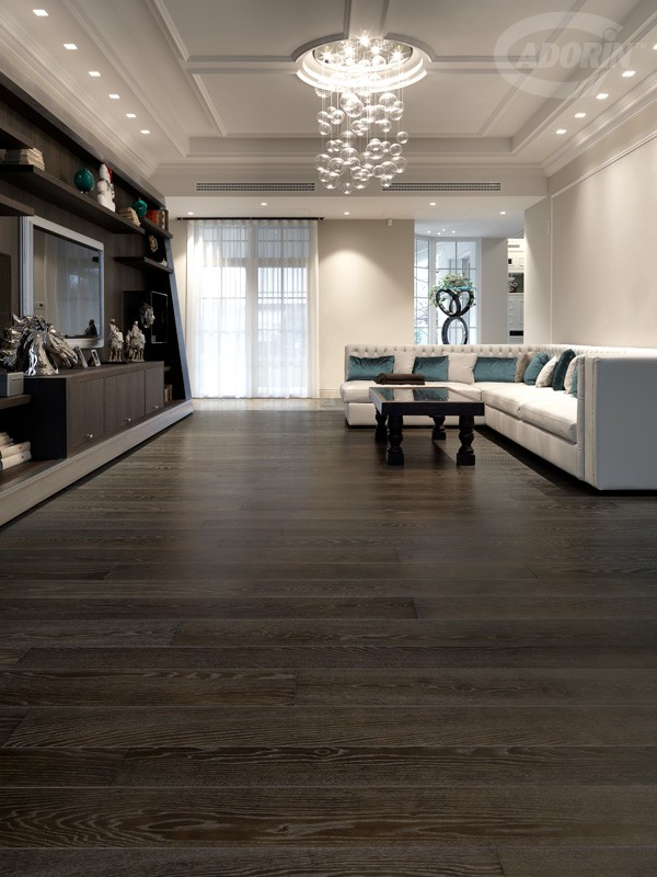 Medlar - European Select Oak - Brushed