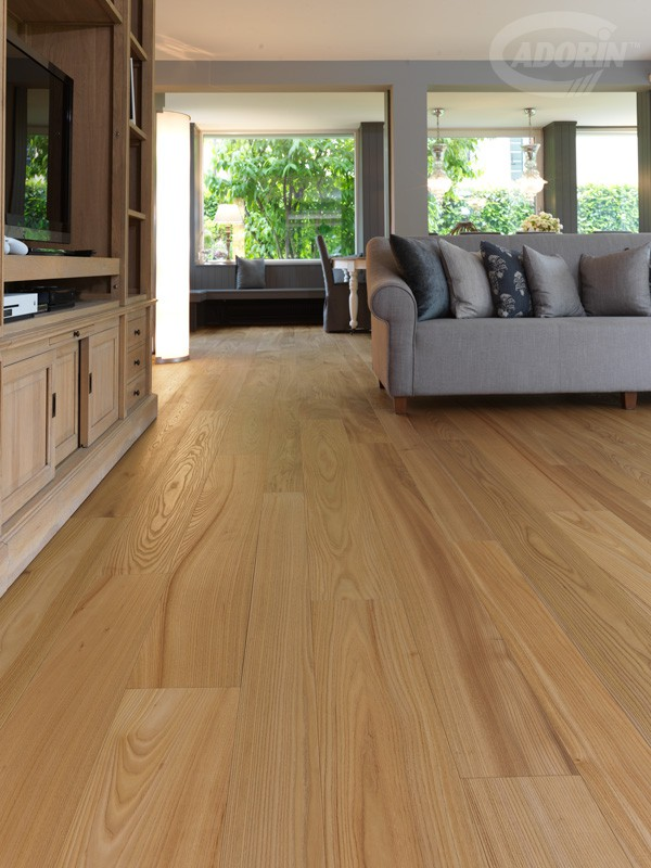 American Elm - Brushed and oiled