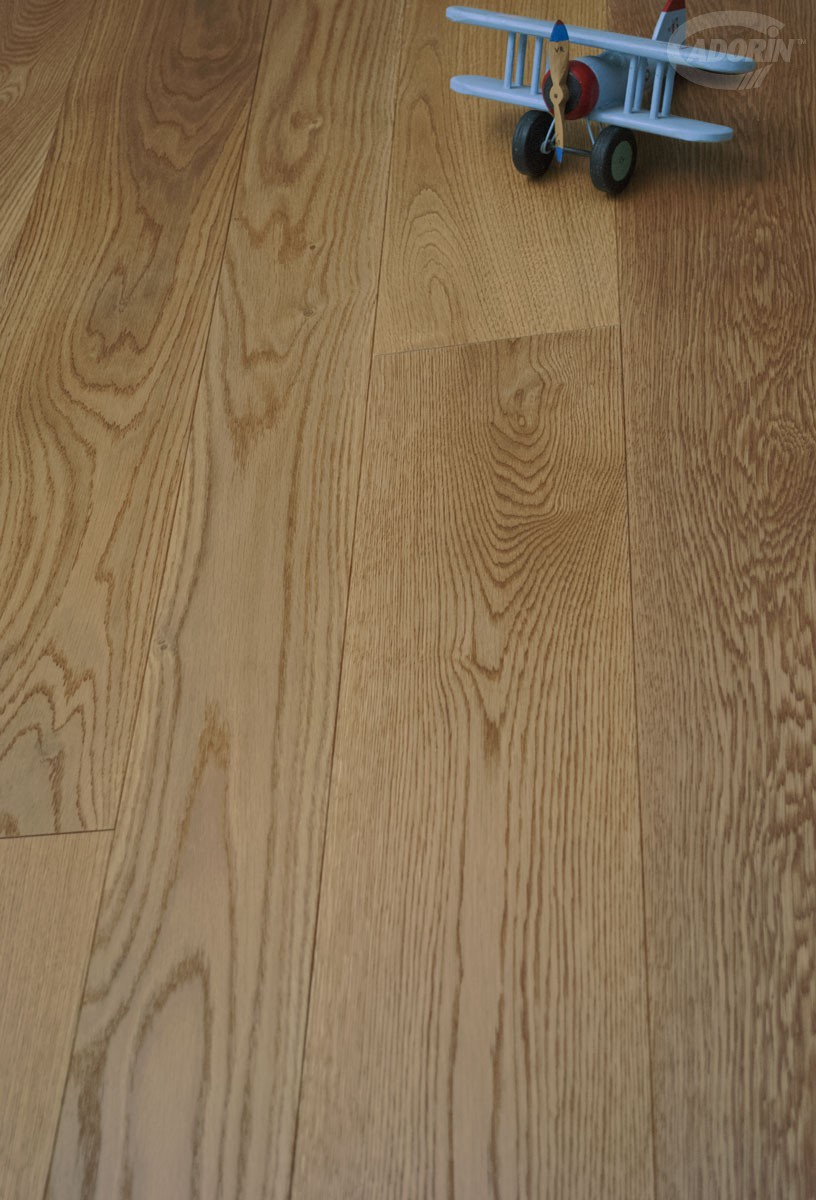 American Select Oak - Brushed and natural oiled