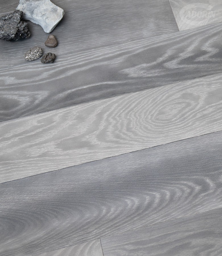 European Select Oak - Anthracite - Brushed
