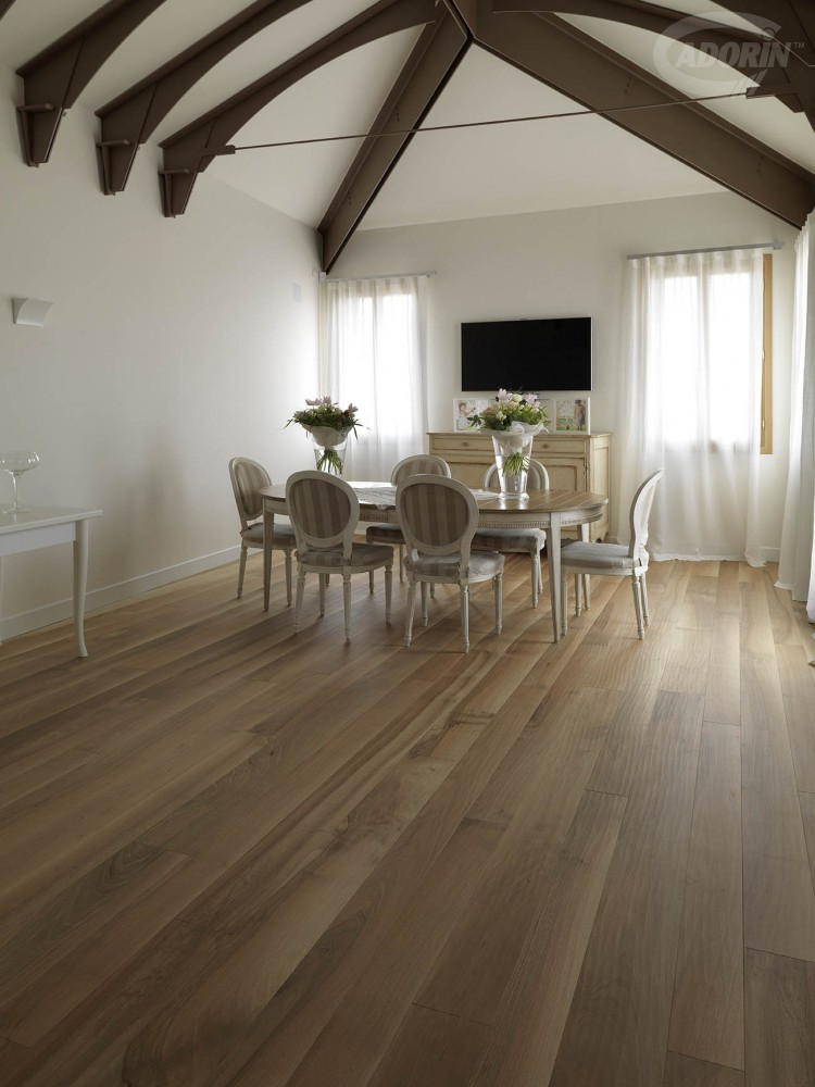 European Planed Walnut -