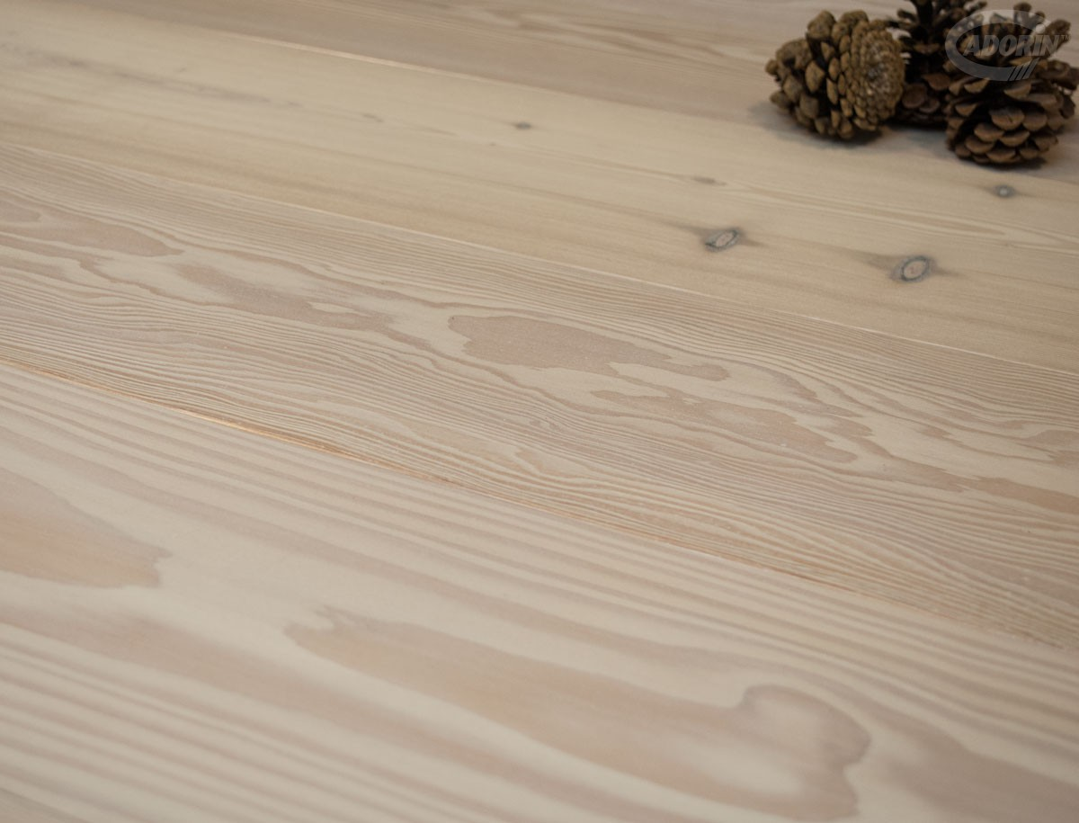 Larch - Antique Bleached natural Oiled