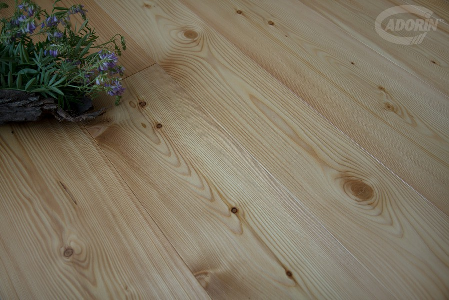 Larch - Natural oiled