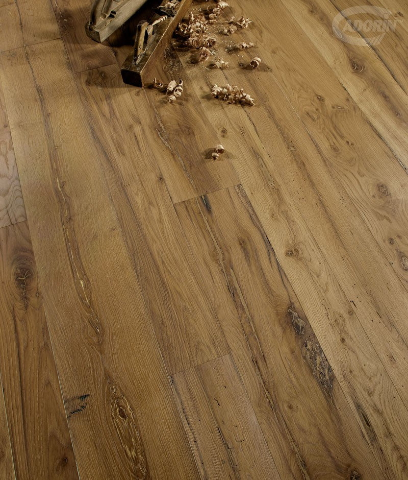 Reclaimed Antique Oak By Cadorin Italian Top Quality Wooden Floors