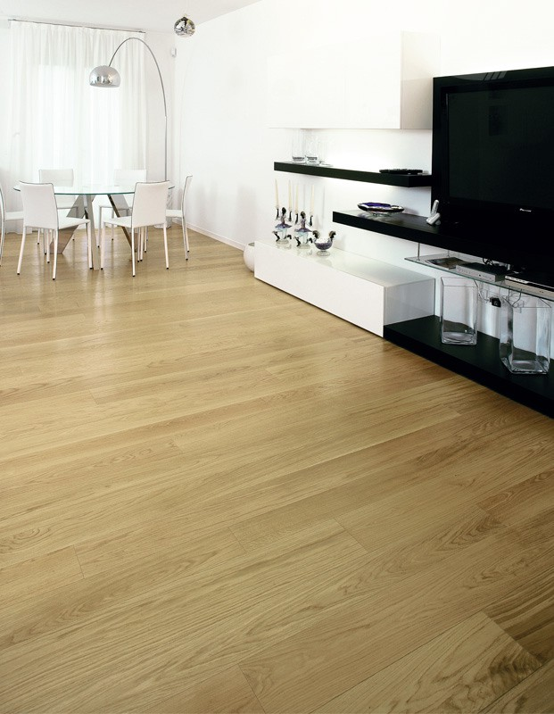 European Select Oak - Brushed and oiled