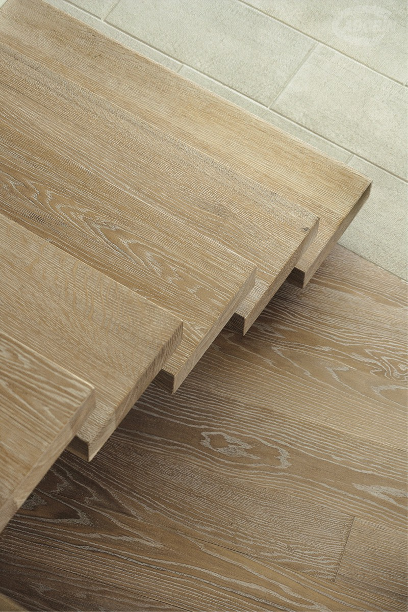 European Select Oak - Decapé - Brushed