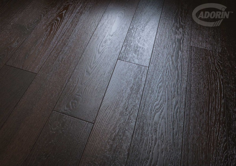 Wenge Tone European Oak Wood Flooring Cadorin