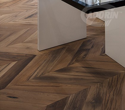 Antique Oak - Brushed, Raw Effect