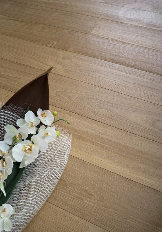 Burmese Teak - Raw effect - Brushed