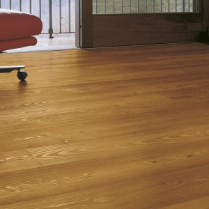 Antiqued Larch - Brushed, natural oiled