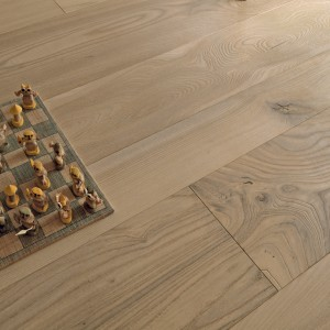 Casera Elm - Brushed - Autumn oiled