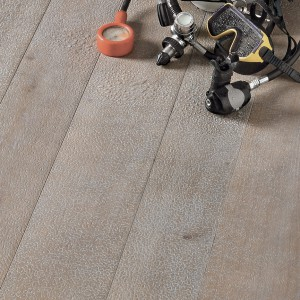 Oak Gravel - texture - Country varnished