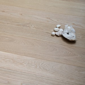 American Select Oak - Brushed raw effect