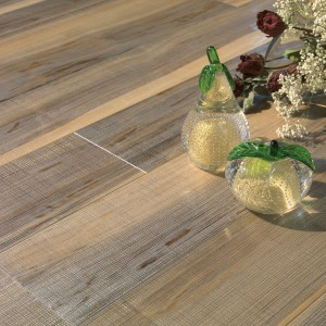 Woven Walnut with GOLD Dust -
