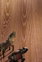 COPPER Leaf - Brushed Oak