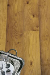 Steamed Robinia - Brushed Natural Oiled