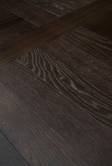 Wenge tone Oak Primula Module - brushed, opaque CH varnished