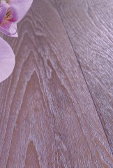 Burmese Teak - WHITE GOLD DUST and Lilac MOTHER OF PEARL