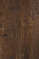 Spaccata Quercus - Leather varnished - Hand planed