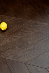 Wenge Tone Oak - Chevron 45° -