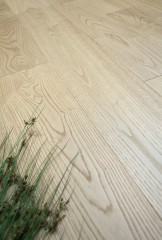 European bleached CHESTNUT - Brushed, natural oiled