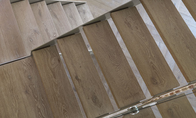 Staircase and accessories Accessories and Stair coverings