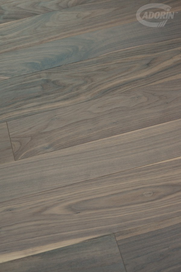 American Walnut Rough Effect - Brushed